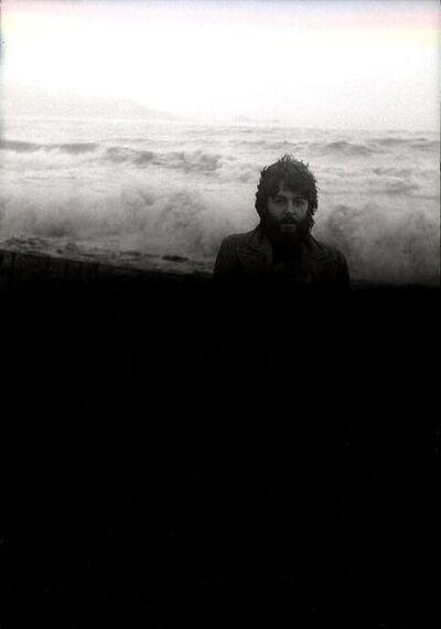 Linda McCartney, 'Wildman, South Coast of England', 1969