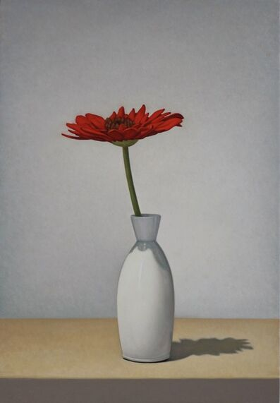 Tom Gregg, 'White Vase', 2021