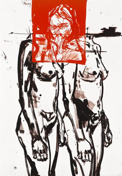 John Copeland, 'LIGHT THE CLOUDS ON FIRE', 2016