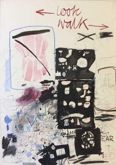 Shelagh Wakely, 'Walk + return', 1981