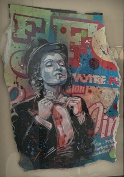 C215, 'Marlene Dietrich', 2016