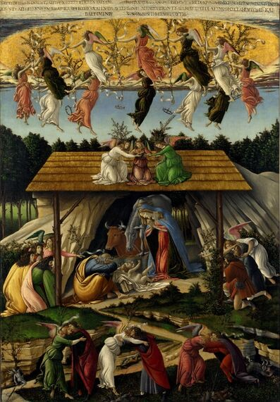 Sandro Botticelli, 'Mystic Nativity', 1500