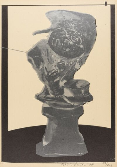 Dieter Roth, '2 Times 5 Trophies (Dobke 359)', 1978
