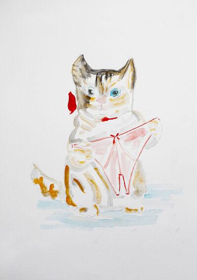 Karen DENSHAM, 'Sex kitten (pink)', 2015