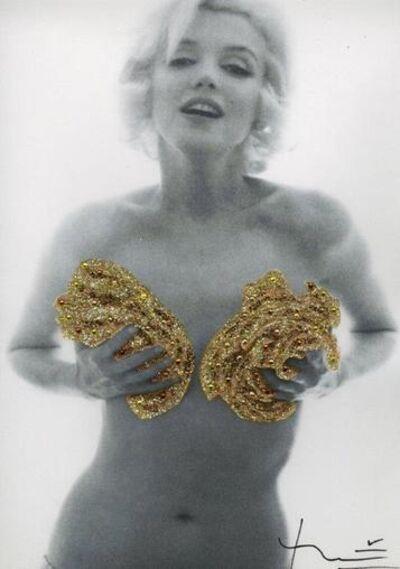 Bert Stern, 'Marilyn. Classic Gold Roses (1962)', 2013