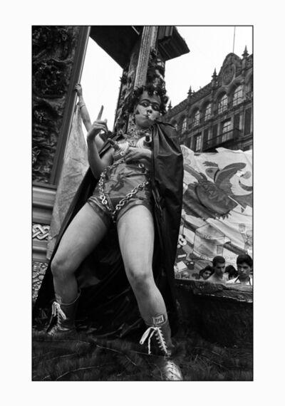 Yolanda Andrade, 'La tetona Mendoza', 1990
