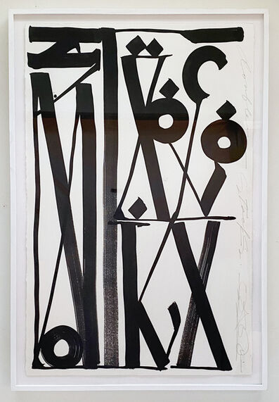 RETNA, 'Double Stack', 2014
