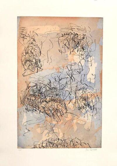 Joan Mitchell, 'Sunflowers V', 1972