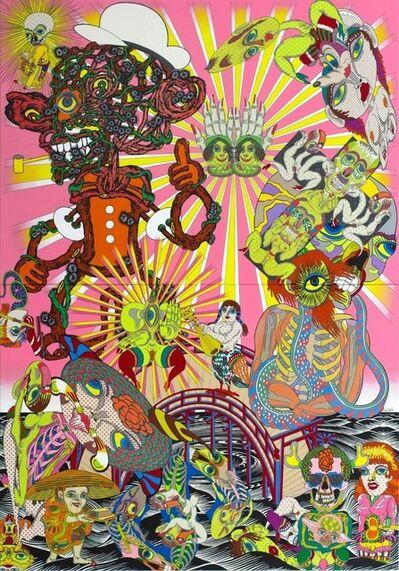 Keiichi Tanaami, 'Dream Furor Colligendi', 2014