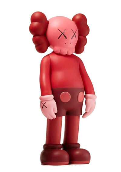 KAWS, 'KAWS Companion Blush', 2016