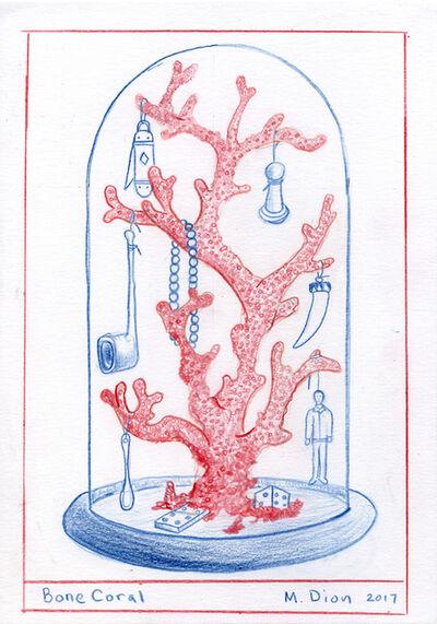 Mark Dion, 'Bone Coral', 2017