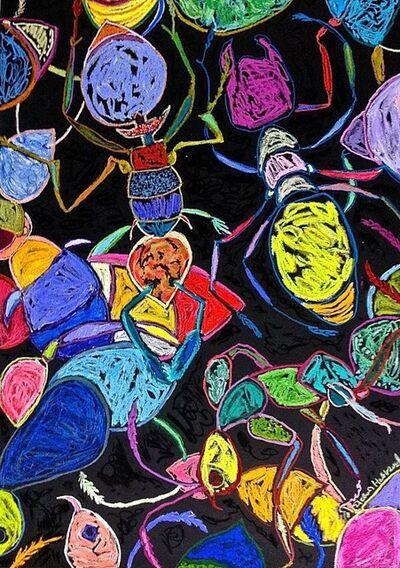 Eleanor Hubbard, 'Successful Ants', 2015