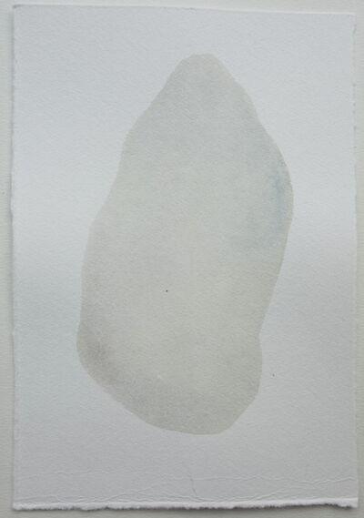 Teresa Pera, 'Calligrafies d'aigua: Stones 7', 2017