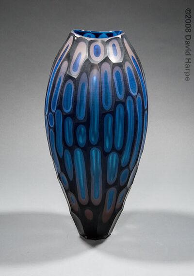 Philip Baldwin and Monica Guggisberg, 'Blue Nebula'