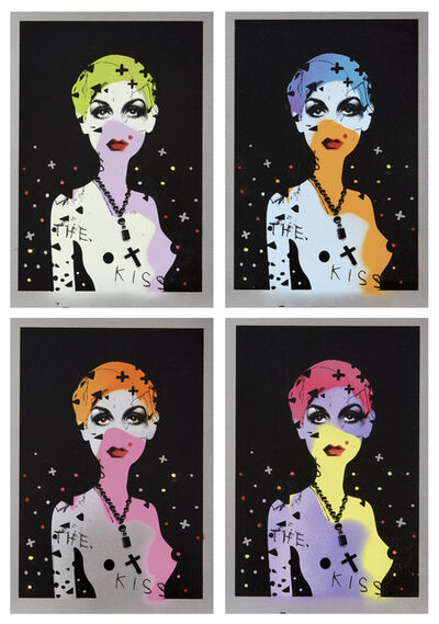 Miss Bugs, 'Lost Faith In Pop, Found Warhol', 2011