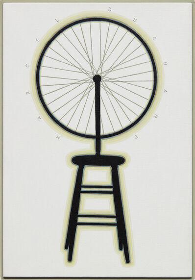Richard Pettibone, 'Marcel Duchamp, 'Bicycle Wheel', 1913-1964', 2001