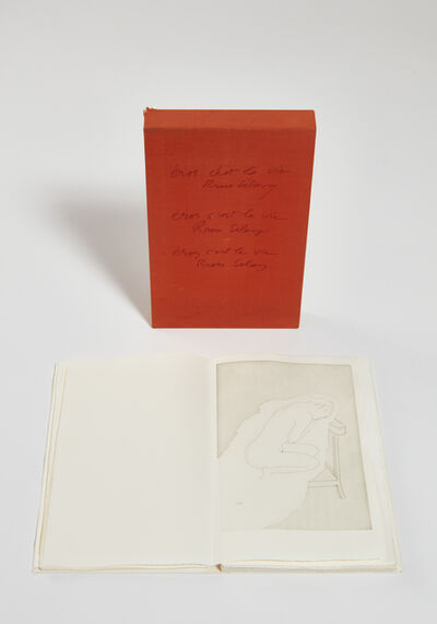 Marcel Duchamp, 'The Large Glass and Related Works, Volume II, by Arturo Schwarz', 1969