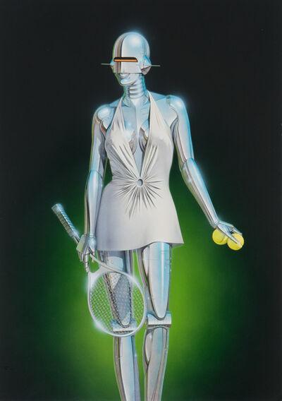 Hajime Sorayama, 'Untitled', 1986
