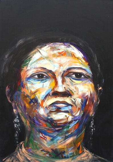 Bader Mahasneh, 'Um Kulthum 2', 2018