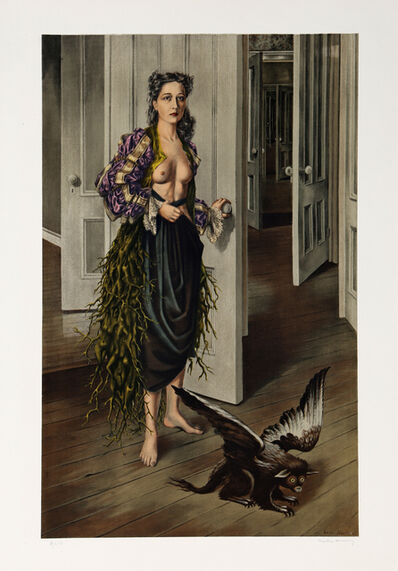 Dorothea Tanning, 'Birthday (Self Portrait at age 30, 1942)', circa 1970