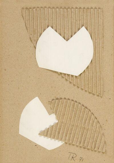 Hans Richter, 'Abstraction', 1971