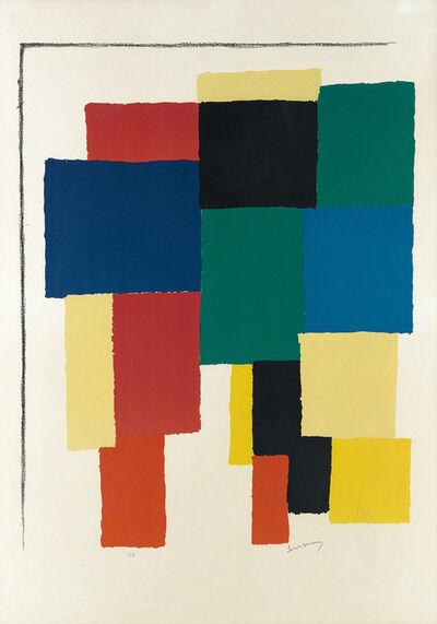 Sonia Delaunay, 'Couleur-Rythme', circa 1967