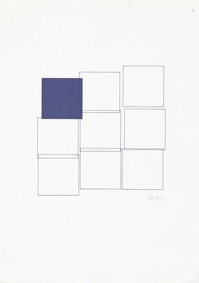 Vera Molnar, 'Untitled', 1984