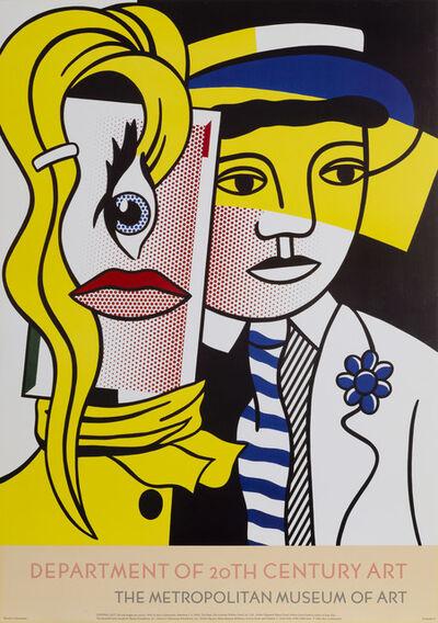 Roy Lichtenstein, 'Stepping Out', 1986