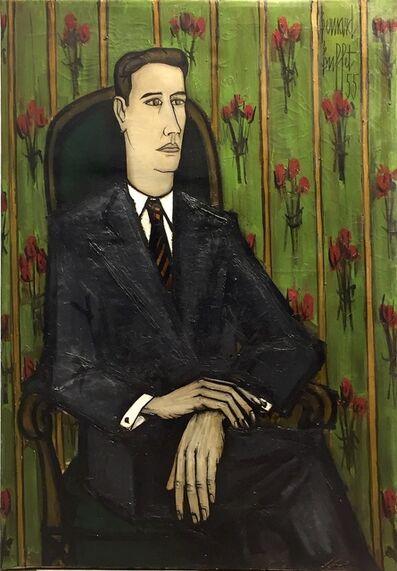 Bernard Buffet, 'Portrait de M. Segard', 1955