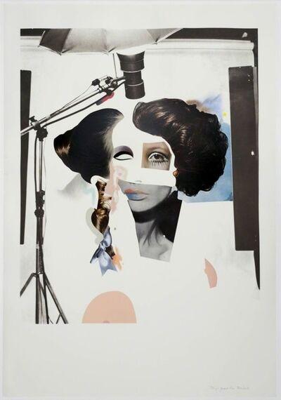Richard Hamilton, 'Fashion Plate'