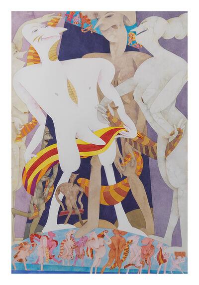 Gladys Nilsson, 'Terry Towel', 1986-1987