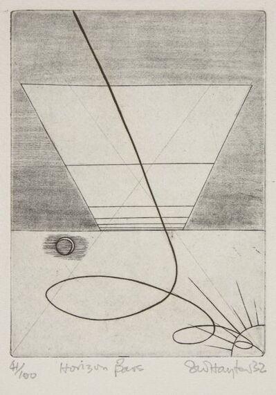 Stanley William Hayter, 'Horizon Bars [Black & Moorhead 56]', 1932
