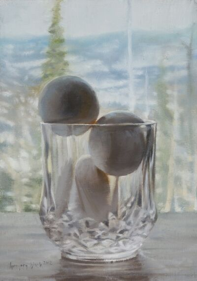 Gregory Block, 'Eggs in Winter', 2013