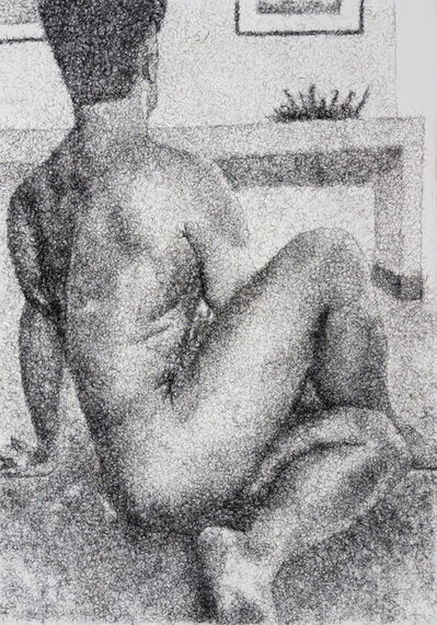 Frances Goodman, 'Figure Study V ', 2020