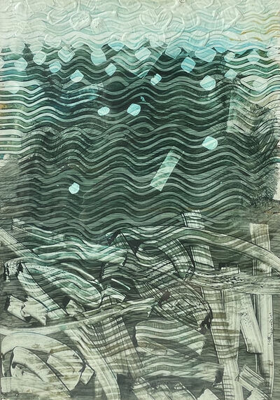 Ibrahim Khatab, 'Untitled', 2017
