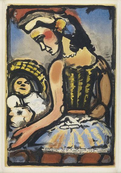 Georges Rouault, 'Dors mon amour.', 1934