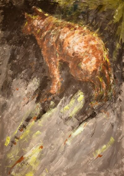 Jerry Vezzuso, 'Dog 1', 2017