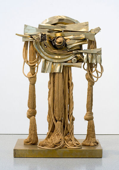 Barbara Chase-Riboud, 'Tantra #4', 2007
