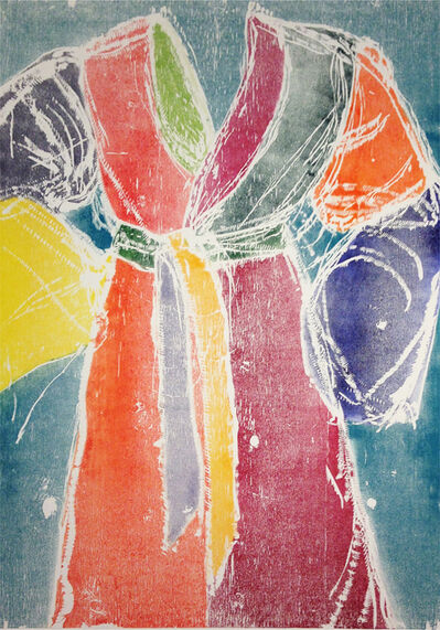Jim Dine, 'Ghost Robe', 1992