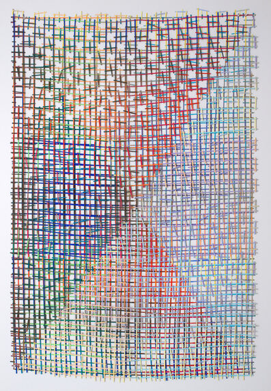 Joell Baxter, 'Interaction (Quadrants I)', 2016