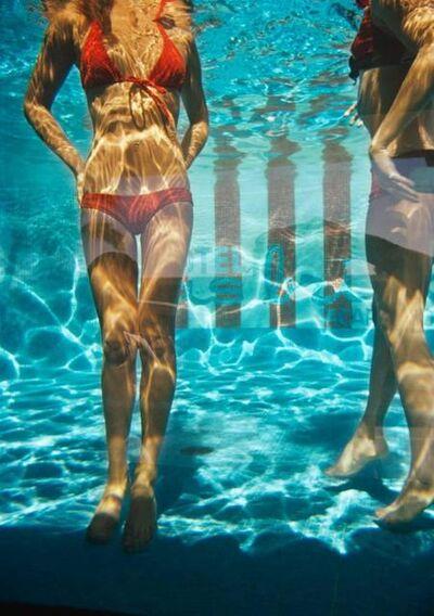 Slim Aarons, 'Pool at Las Brisas', 1972