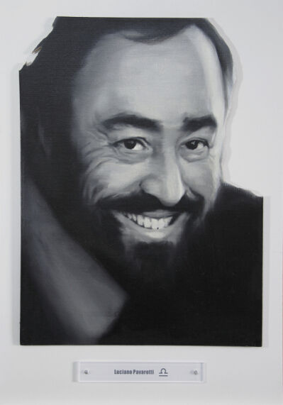 Yao Peng 姚朋, 'Nothing Better- Luciano Pavarotti ', 2015