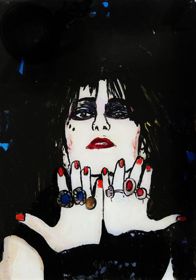 Rose Eken, 'Siouxsie', 2018