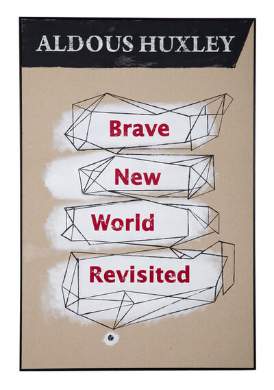 João Louro, 'Brave New World Revisited', 2017