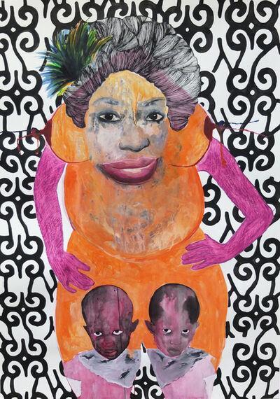 Leslie Amine, 'Namizata', 2015