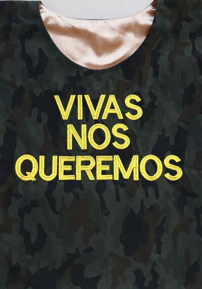 Ana de Orbegoso, 'VIVAS NOS QUEREMOS', 2020