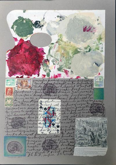 Vera Ferro, 'Colagem 02 (Collage 02)', 2005
