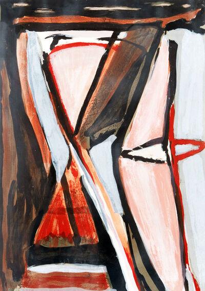 Bram van Velde, 'L'attrait ', 1976