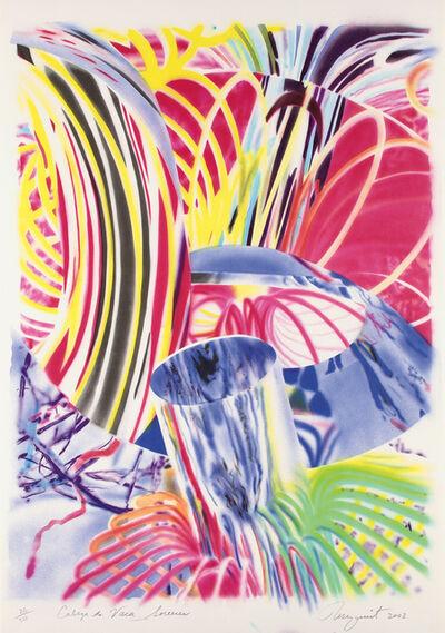 James Rosenquist, 'Cabeza de Vaca, Sorcerer', 2003