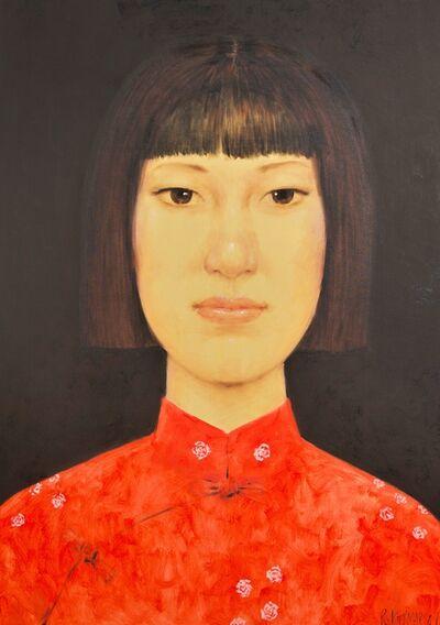 Rukying Khymarn, 'Schoolgirl ', 2016
